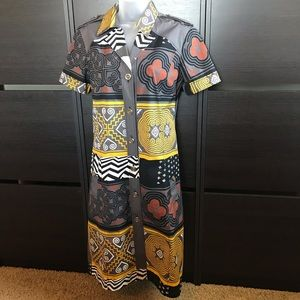 Etro dress size 46 Italy (size 10 USA)